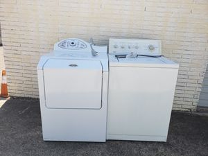 Kenmore washer and may tag Neptune dryer (the already sold) for Sale in Dallas, TX