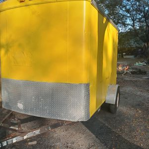 6x10 Enclosed Trailer for Sale in Dover, FL