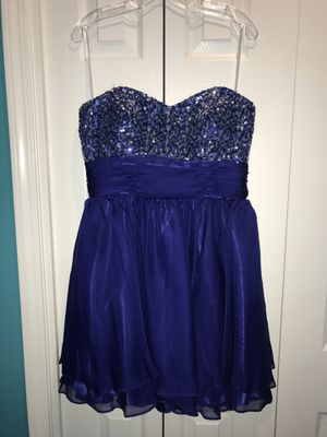 Blue Strapless Formal/Party Dress for Sale in Damascus, OR