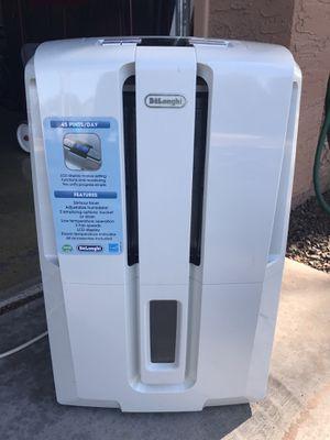 DeLonghi Dehumidifier for Sale in Scottsdale, AZ