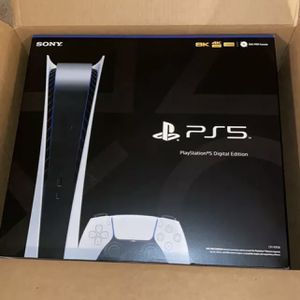 PS5 Digital Edition, In Hand, Brand New for Sale in Cupertino, CA