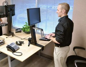 Standing desk ergotron for Sale in Lynn, MA