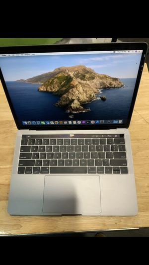 Mac book pro 2019 for Sale in Des Moines, IA
