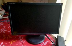 Samsung monitor for Sale in Southfield, MI