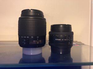 Nikon Nikkor Lenses for Sale in Brockton, MA