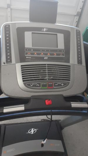 Nordic track treadmill gently used for Sale in North Las Vegas, NV