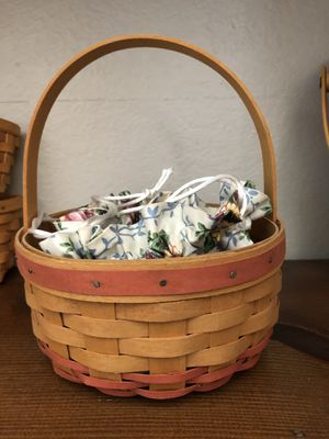 Longaberger Mother's Day Basket for Sale in Moreno Valley, CA
