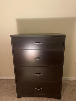 Brown dresser for Sale in Oakton, VA