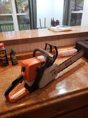 """Stihl MS250 chainsaw 18"""" for Sale in Virginia Beach, VA"""