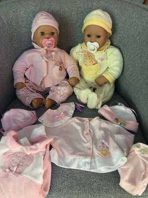 Two Baby Dolls for Sale in Newcastle, WA
