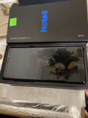 Samsung galaxy note8 unlocked for Sale in Long Beach, CA