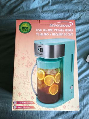 Brentwood Iced Tea and Coffee Maker for Sale in Palos Heights, IL