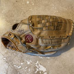 Rawlings RSG1 Baseball/Softball Glove Supe-R-Size HolDster Fastback Model for Sale in Los Angeles,  CA