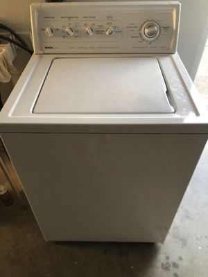 Kenmore elite series washer & dryer for Sale in Oakland, CA