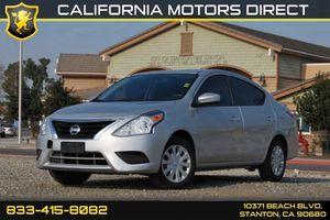 2018 Nissan Versa Sedan for Sale in Stanton, CA