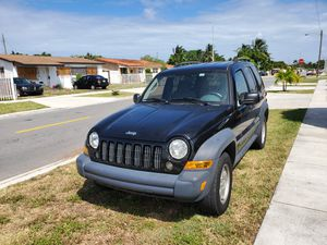 2007 Jeep Liberty For Sale! for Sale in Hialeah, FL