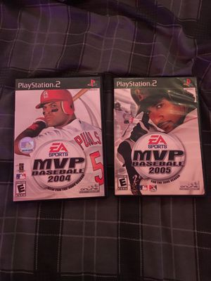 Ps2 mvp Baseball Lot for Sale in Rock Island, IL