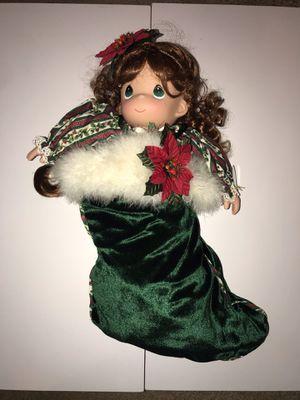 Precious Moment Stocking Dolls for Sale in Brookhaven, GA