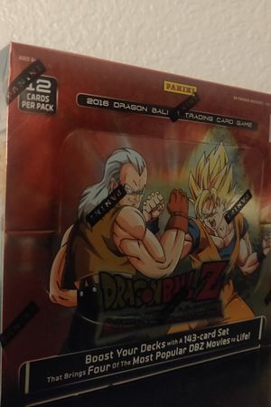 Dragonball Z Booster Box Vengeance for Sale in Avenal, CA