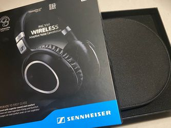 Sennheiser PXC 550 Wireless Headphones for Sale in Seattle,  WA