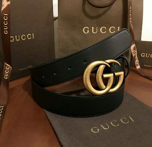 Gucci belt waste size 38 (REAL) for Sale in Pittsburgh, PA