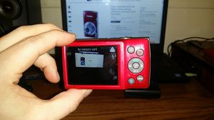 Canon powersbot elph180 20 megapixel digital camera for Sale in Akron, OH
