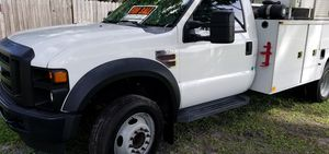 2009 ford f450 12' bed utility low miles for Sale in Orlando, FL
