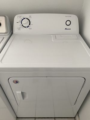 Maytag washing machine and Amanda dryer for Sale in Ipswich, MA