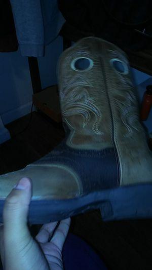 Cowboy Boots botas vaqueras for Sale in Oakland, CA
