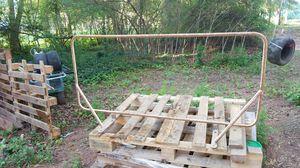 Clawfoot tub shower hoop for Sale, used for sale  Monroe, GA