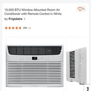Frigidaire Window Air Conditioner Brand New In Box for Sale in Bakersfield, CA