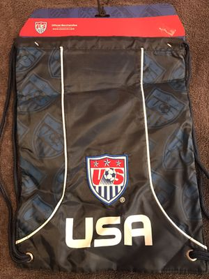 US Soccer Backpack for Sale in Bakersfield, CA