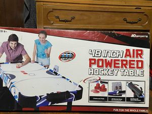 48inch air powered hockey table for Sale in Milwaukee, WI
