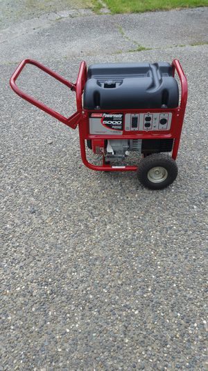 Generator - (Gas) for Sale in Kirkland, WA