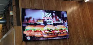 55 inch Samsung smart TV for Sale in Garrison, MD