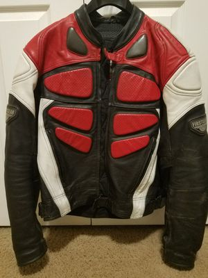 motorcycle leather jacket - First Gear for Sale in Milford, CT