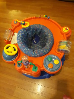 Exasauser/bouncy play seat for Sale in Stockport, IA