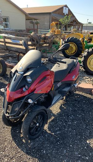 2008 piaggio,mp3 500 is for Sale in Prineville, OR