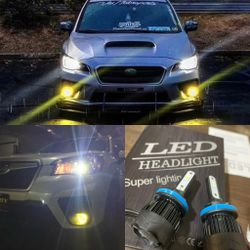 Brand New Automotive Kits Led Headlights Luces Leds for Sale in Ontario,  CA