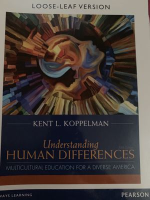 Understanding human differences for Sale in Anaheim, CA