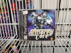 $25 Playstation 1 PS1 - Armored Core for Sale in Las Vegas, NV