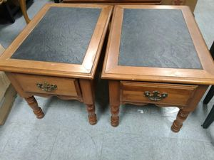 Wooden Side Tables for Sale in Columbus, OH