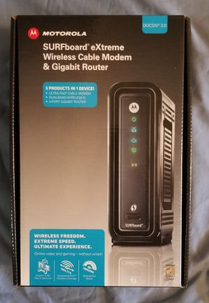 Wireless Modem and Router for Sale in Lorton, VA