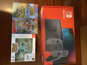 Brand new Nintendo Switch bundle for Sale in San Lorenzo, CA