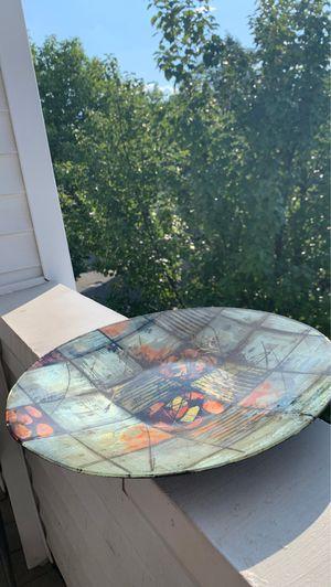 Decorative Plate ( Designer) for Sale in Somerville, MA