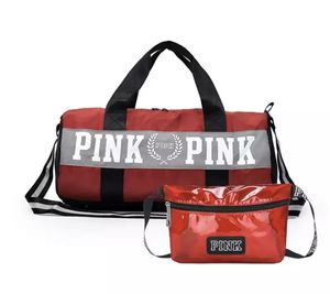 Pink Duffle+Waist Carrier (READ DESCRIPTION) for Sale in Miami, FL