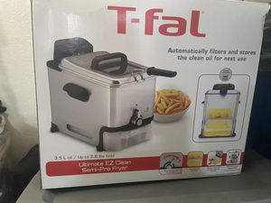 T-Fal Fryer for Sale in Albuquerque, NM