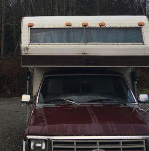 1985 ford truck & camper for Sale in Burlington, WA