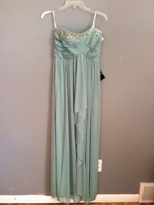 New Long Evening Dress Size 2 Brand Decode 1.8 for Sale in Upper Gwynedd, PA