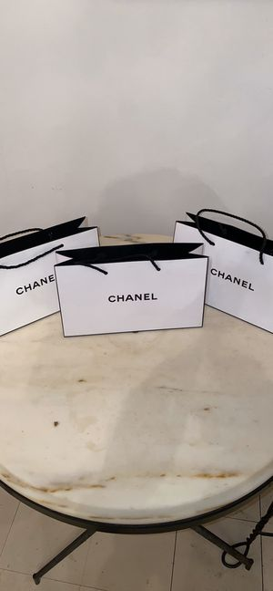 Chanel shopping bags for Sale in New York, NY
